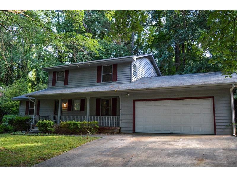 4866 Pine Hill Court W, Stone Mountain, GA 30088 (MLS #5723318) :: North Atlanta Home Team