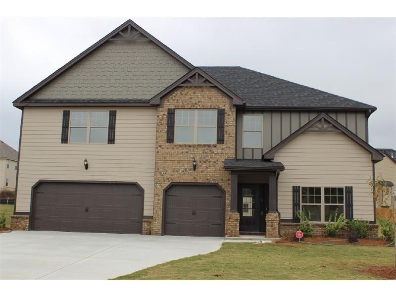 7999 Stillmist Drive, Fairburn, GA 30213 (MLS #5724455) :: North Atlanta Home Team