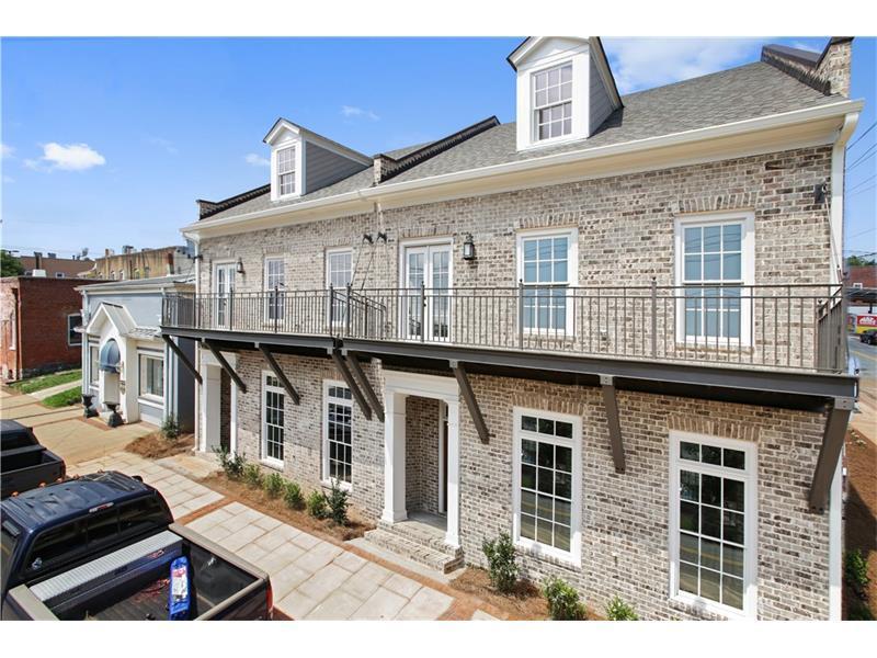 34 Perry Street B, Newnan, GA 30263 (MLS #5725378) :: North Atlanta Home Team
