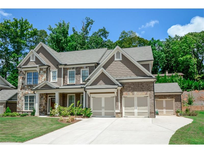 1066 Garner Creek Drive, Lilburn, GA 30047 (MLS #5725418) :: North Atlanta Home Team