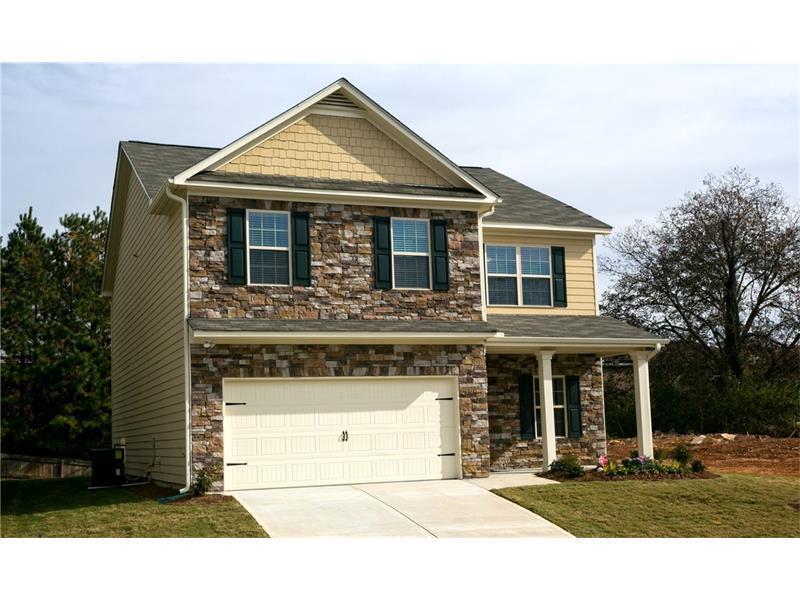 107 Stonewood Creek Drive, Dallas, GA 30132 (MLS #5725876) :: North Atlanta Home Team