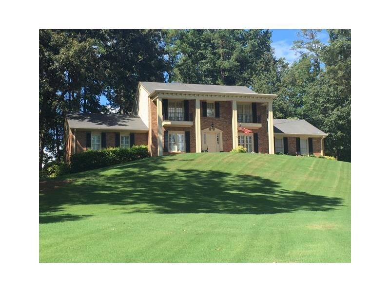 2020 Hessian Court, Stone Mountain, GA 30087 (MLS #5726282) :: North Atlanta Home Team