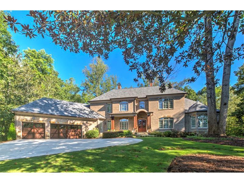 1110 Kingston Drive, Atlanta, GA 30342 (MLS #5727597) :: North Atlanta Home Team