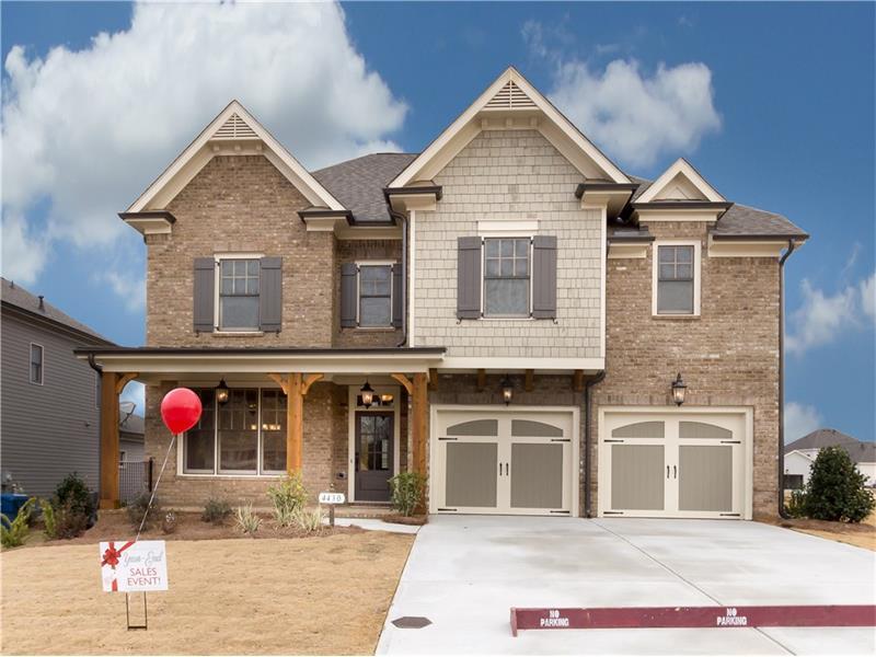 4430 Atwood Drive, Cumming, GA 30040 (MLS #5728997) :: North Atlanta Home Team