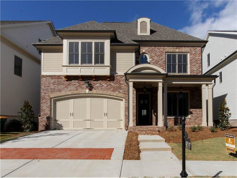 919 Olmsted, Lot 255 Lane, Johns Creek, GA 30097 (MLS #5730061) :: North Atlanta Home Team