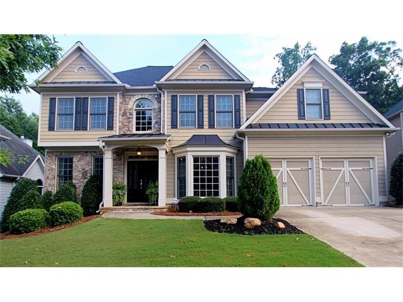 1280 Magnolia Park Circle, Cumming, GA 30040 (MLS #5730121) :: North Atlanta Home Team