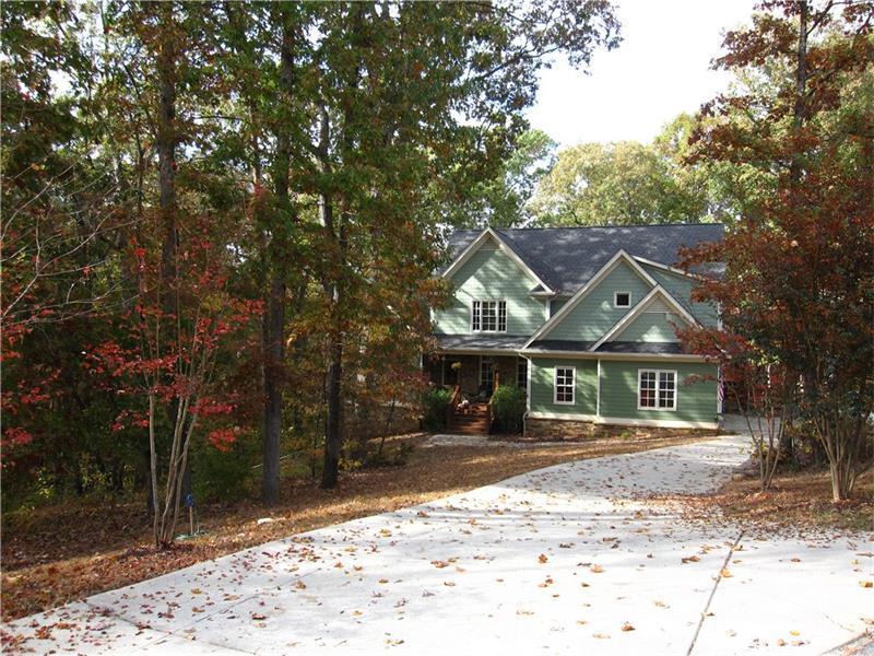 769 Mountain Brook Road, Dawsonville, GA 30534 (MLS #5730940) :: North Atlanta Home Team