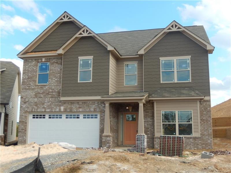 1487 Castleberry Drive, Buford, GA 30518 (MLS #5733675) :: North Atlanta Home Team