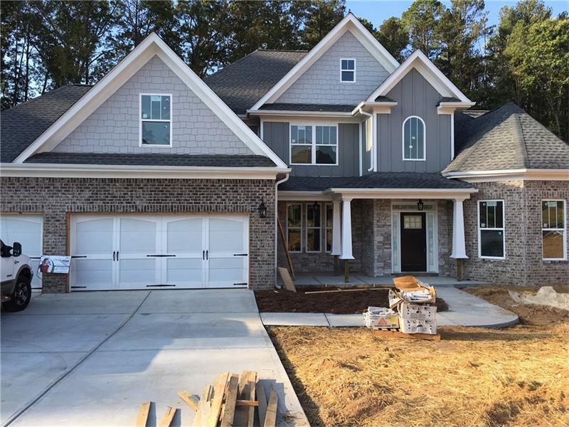 4905 China Berry Drive, Powder Springs, GA 30127 (MLS #5736357) :: North Atlanta Home Team
