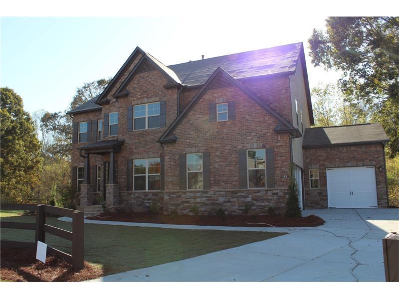 115 American Pharoah Way, Canton, GA 30028 (MLS #5737216) :: North Atlanta Home Team