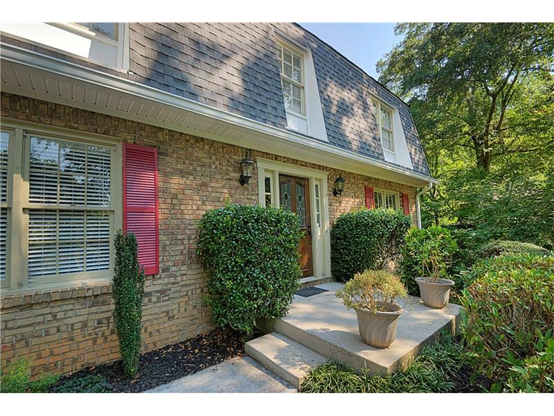 4122 Lakeshore Way NE, Marietta, GA 30067 (MLS #5738263) :: North Atlanta Home Team