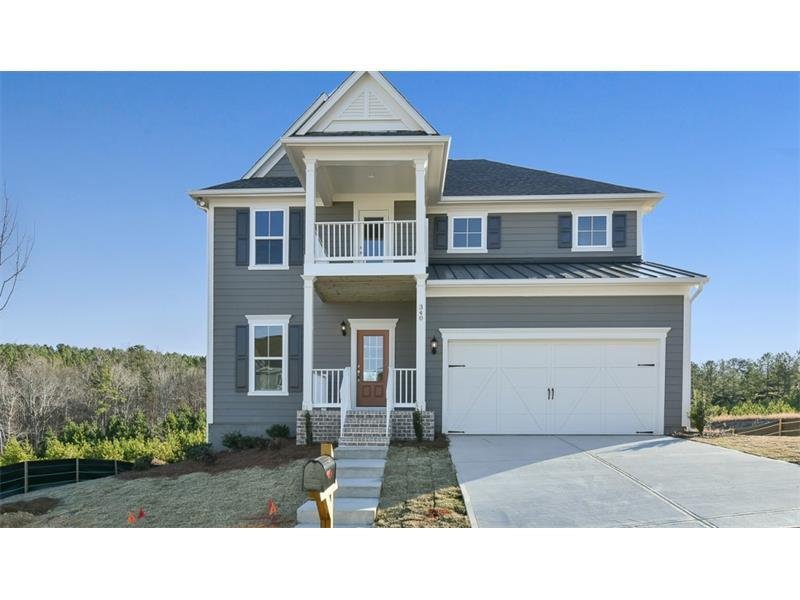340 Willow Walk, Canton, GA 30114 (MLS #5738375) :: North Atlanta Home Team