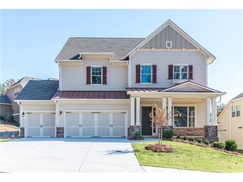 5320 Bluestone Circle, Mableton, GA 30126 (MLS #5740242) :: North Atlanta Home Team