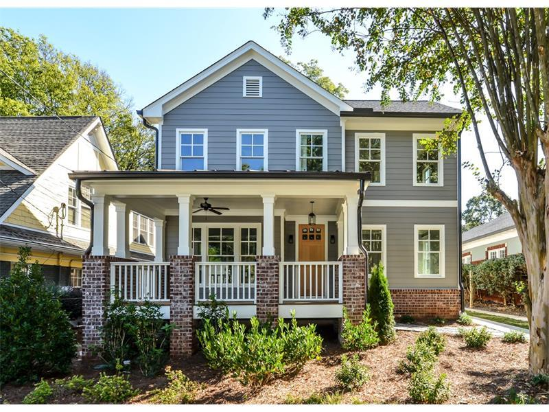 555 Page Avenue NE, Atlanta, GA 30307 (MLS #5741241) :: North Atlanta Home Team