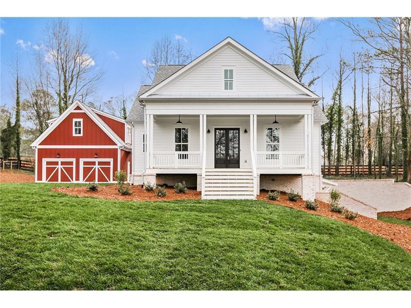 4224 N Arnold Mill Road, Woodstock, GA 30188 (MLS #5742610) :: North Atlanta Home Team