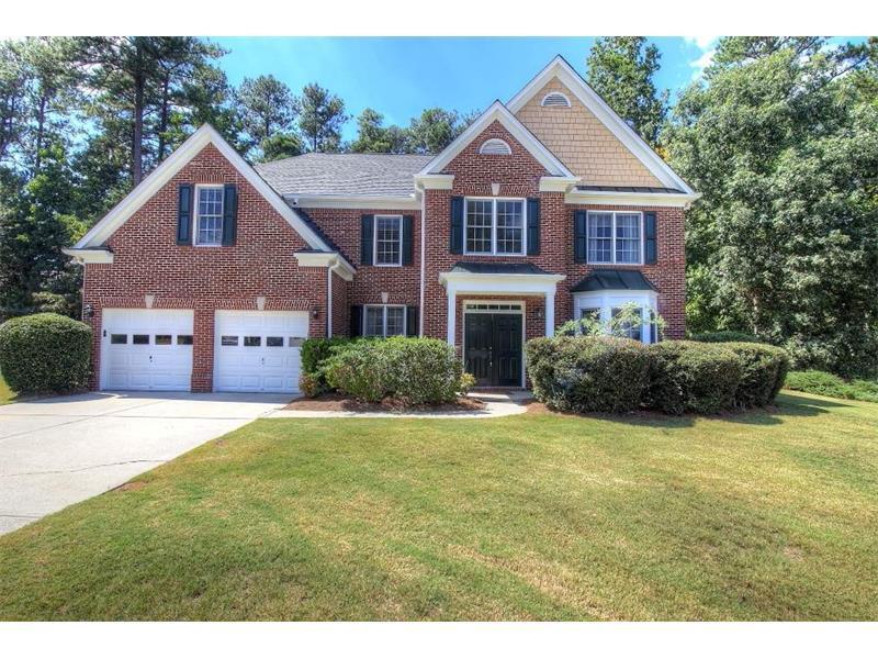 1602 Telfair Chase Way, Lawrenceville, GA 30043 (MLS #5743081) :: North Atlanta Home Team