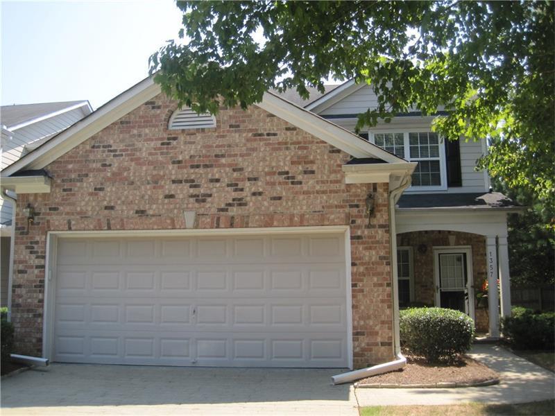 1357 Raven Rock Trail NW, Kennesaw, GA 30152 (MLS #5744379) :: North Atlanta Home Team