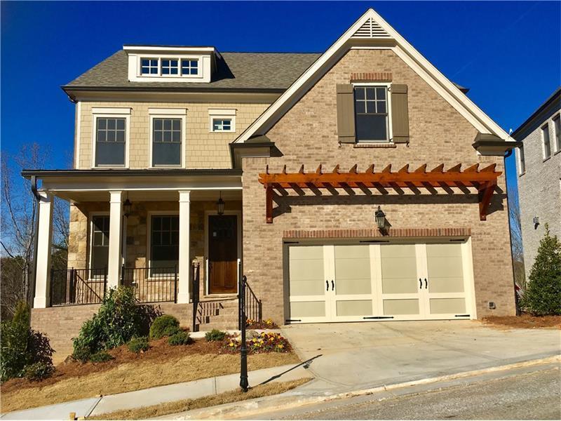 2441 Ellard Terrace, Smyrna, GA 30080 (MLS #5746528) :: North Atlanta Home Team
