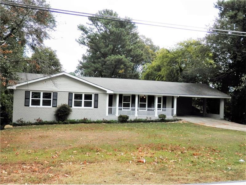 1186 S Burnt Hickory Road, Douglasville, GA 30134 (MLS #5746606) :: North Atlanta Home Team