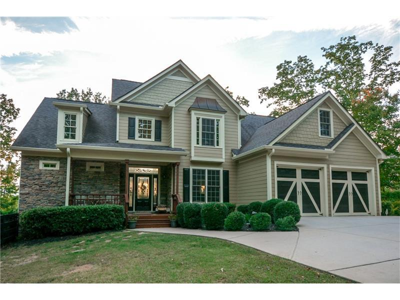 637 Amicalola Drive, Dawsonville, GA 30534 (MLS #5748064) :: North Atlanta Home Team