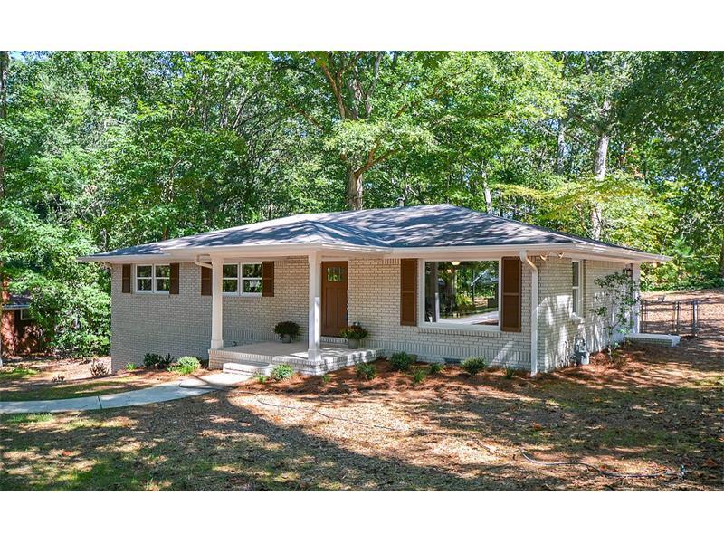 4227 King Springs Road SE, Smyrna, GA 30082 (MLS #5755356) :: North Atlanta Home Team