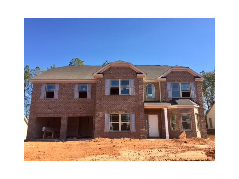 1512 Clubhouse Court, Mcdonough, GA 30252 (MLS #5756312) :: North Atlanta Home Team