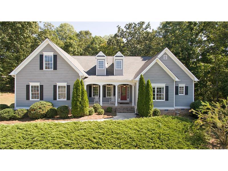 1248 Olde Lexington Road, Hoschton, GA 30548 (MLS #5756983) :: North Atlanta Home Team