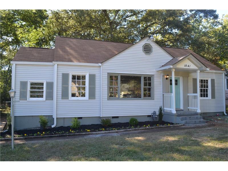 1841 Sylvan Ridge Drive SW, Atlanta, GA 30310 (MLS #5757240) :: North Atlanta Home Team