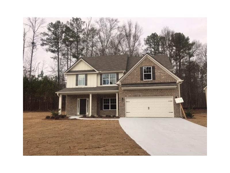 345 Paces Drive, Lithia Springs, GA 30122 (MLS #5757432) :: Carrington Real Estate Services