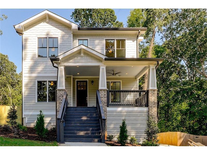 514 Chevelle Lane, Decatur, GA 30030 (MLS #5758539) :: North Atlanta Home Team