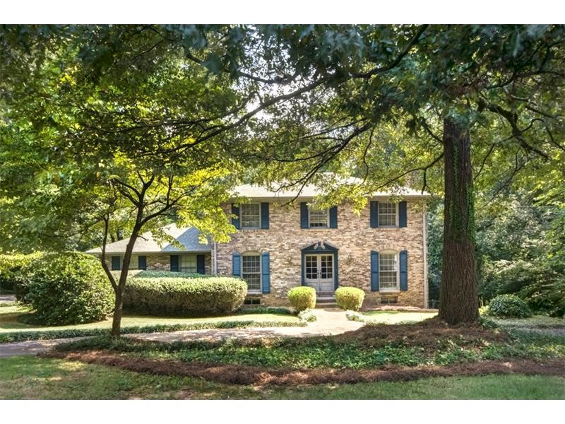 4175 Valley Trail Drive SE, Atlanta, GA 30339 (MLS #5758631) :: North Atlanta Home Team