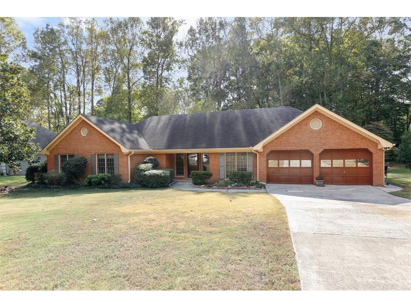 1037 Chestnut Hill Circle SW, Marietta, GA 30064 (MLS #5758674) :: North Atlanta Home Team