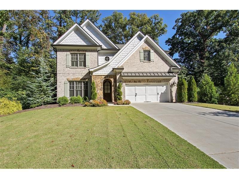 1056 Mabry Oaks Drive, Atlanta, GA 30319 (MLS #5758709) :: North Atlanta Home Team