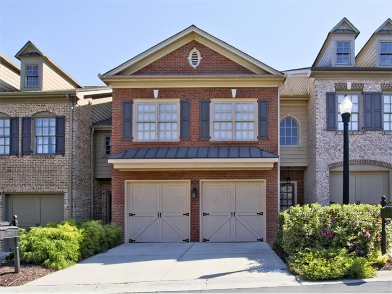 4434 Wilkerson Manor Drive #4434, Smyrna, GA 30080 (MLS #5759175) :: North Atlanta Home Team