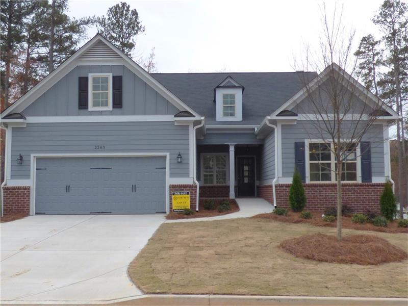 2263 Long Bow Chase NW, Kennesaw, GA 30144 (MLS #5760112) :: North Atlanta Home Team