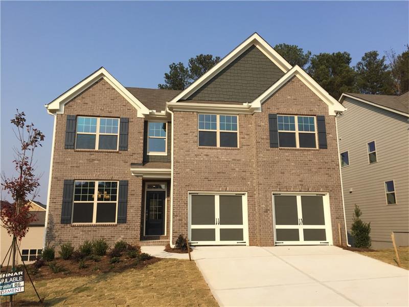 530 Rokeby Drive, Woodstock, GA 30188 (MLS #5761100) :: North Atlanta Home Team