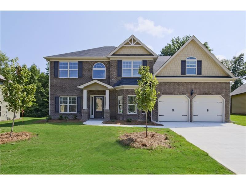 1631 Stone Meadow Road, Lithonia, GA 30058 (MLS #5761508) :: North Atlanta Home Team