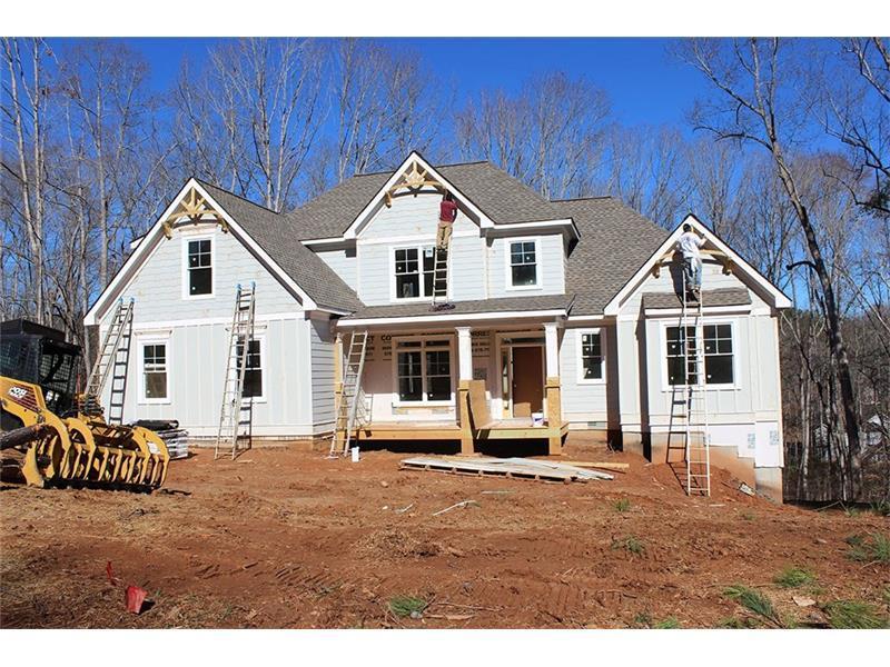 73 Black Oak Lane, Dawsonville, GA 30534 (MLS #5761524) :: North Atlanta Home Team