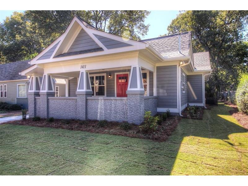 1411 Newton Avenue SE, Atlanta, GA 30316 (MLS #5761640) :: North Atlanta Home Team
