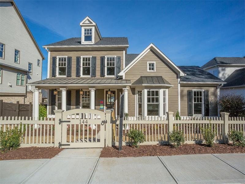 144 Kelly Street, Norcross, GA 30071 (MLS #5762344) :: North Atlanta Home Team