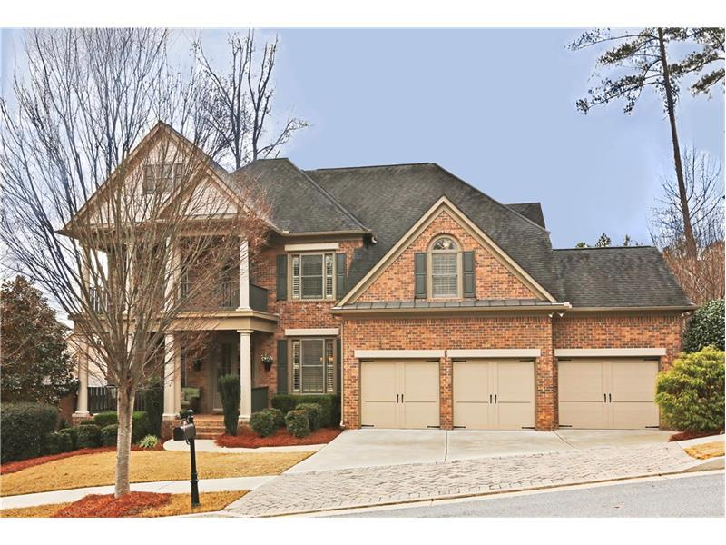 1025 Westcroft Lane, Roswell, GA 30075 (MLS #5789667) :: Carrington Real Estate Services