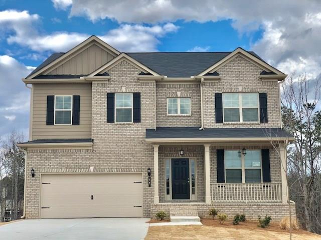 51 Water Oak Drive, Acworth, GA 30101 (MLS #5805284) :: Carr Real Estate Experts