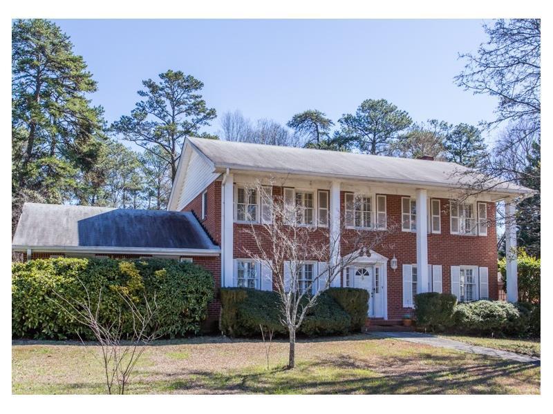 677 Huntington Place SE, Marietta, GA 30067 (MLS #5812042) :: Carrington Real Estate Services