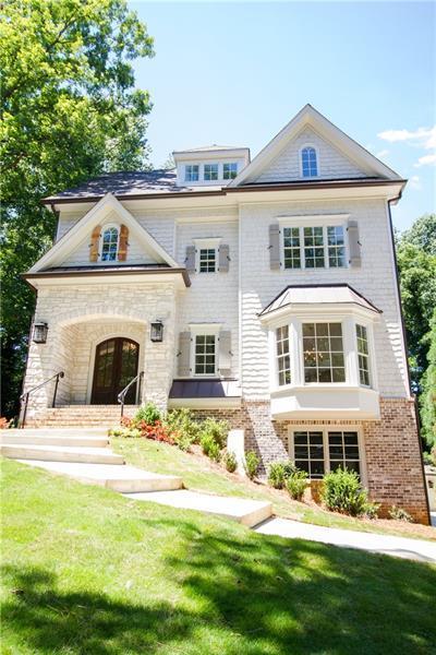 3236 Inman Drive NE, Brookhaven, GA 30319 (MLS #5823236) :: North Atlanta Home Team