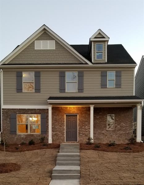 158 Magnaview Drive, Mcdonough, GA 30253 (MLS #5841966) :: Carr Real Estate Experts