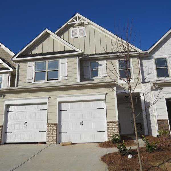 3920 Nixon Grove Drive #167, Douglasville, GA 30135 (MLS #5849045) :: Willingham Group