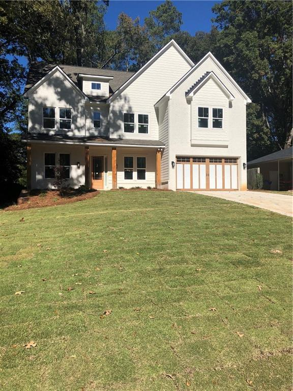 1700 Wayland Circle NE, Brookhaven, GA 30319 (MLS #5913921) :: North Atlanta Home Team