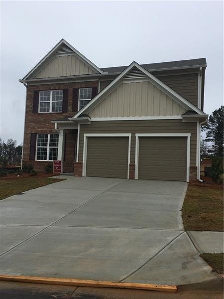 2026 Chesley Drive, Austell, GA 30106 (MLS #5920975) :: North Atlanta Home Team