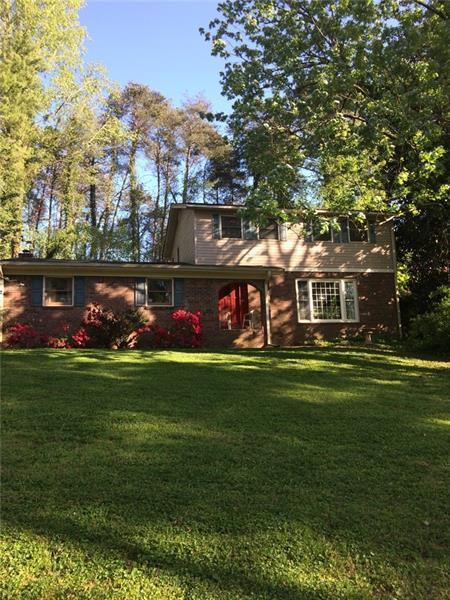 1973 Pine Tree Trail, Gainesville, GA 30501 (MLS #5921860) :: RE/MAX Paramount Properties