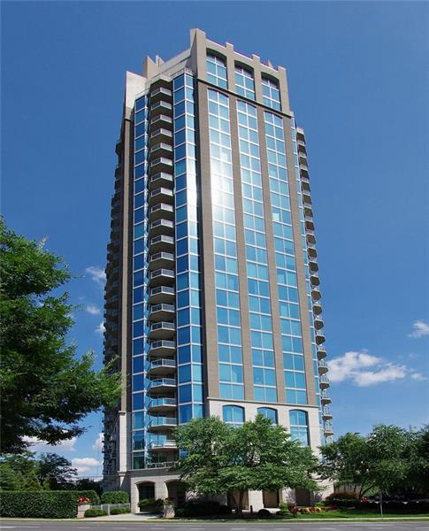 2795 Peachtree Road NE #1009, Atlanta, GA 30305 (MLS #5921951) :: The Cowan Connection Team